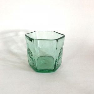 【一星 hitotsuboshi】八角フリーカップ(グリーン)