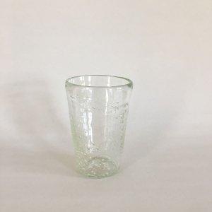 【一星 hitotsuboshi】うす泡グラス(小)