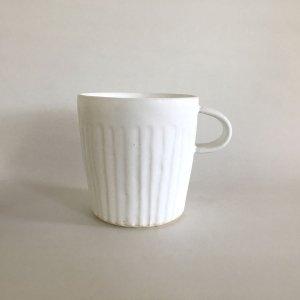 craft ishikawa切立マグカップ(しのぎ)