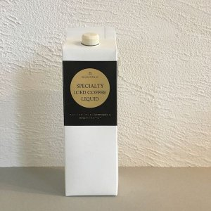 Specialty Coffee Soh アイスコーヒーリキッド1000ml