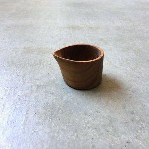 【J.furniture】チークミルクカップ