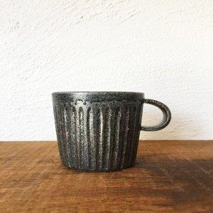 craft ishikawa切立コーヒーカップ(しのぎ)