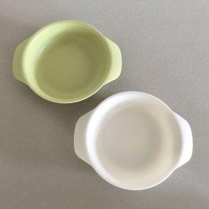 とうもろこし由来のプラスティック子供食器【iiwan】小皿