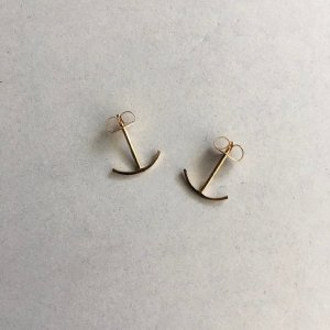 【source:Kathleen Whitaker】Stitch Earrings