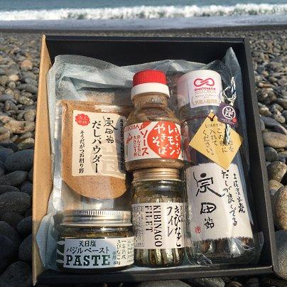 高知の海をまるごと味わうセット:新鮮...