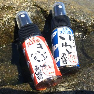 魚醤スプレー:高知のお魚とと天日塩で...