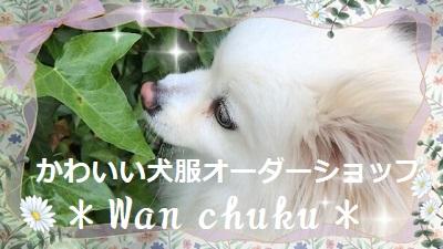 かわいい 犬服 オーダーショップ *Wan chuku*