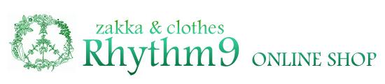 Rhythm9 WEB通販サイト  (リズム9/オンラインショップ/下北沢/リズムナイン/WEB SHOP)