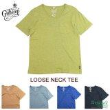 GOHEMP『LOOSE NECK TEE』ルーズネックヘンプTシャツ