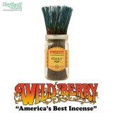 WILD BERRY「Incense Sticks/Fizzy Pop」【フィジーポップ】ワイルドベリー インセンス お香