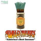 WILD BERRY「Incense Sticks/Ocean Wind」【オーシャンウィンドウ】ワイルドベリー インセンス お香