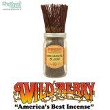 WILD BERRY「Incense Sticks/Dragon's Blood」【ドラゴンブラッド】ワイルドベリー インセンス お香