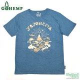 GOHEMP「JAPONESIA」by Gravityfree ヘンプTシャツ