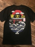 <img class='new_mark_img1' src='https://img.shop-pro.jp/img/new/icons5.gif' style='border:none;display:inline;margin:0px;padding:0px;width:auto;' />Single Needle『FUJI』T-shirt