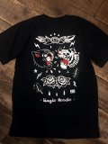 <img class='new_mark_img1' src='https://img.shop-pro.jp/img/new/icons5.gif' style='border:none;display:inline;margin:0px;padding:0px;width:auto;' />Single Needle『Tiger and Panther』T-shirt