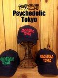 神眼芸術『Psychedelic Tokyo』Original cap (フリーサイズ)
