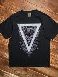 神眼芸術『Triangle』T-shirt (Black)
