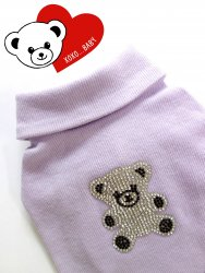 Bling Bling Kuma T【Purple】