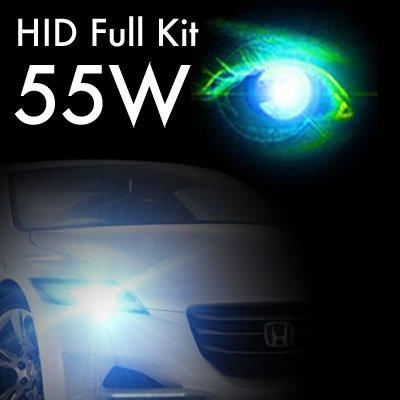 【送料無料】最新ナノテック採用 55W HIDキット H3C 6000K