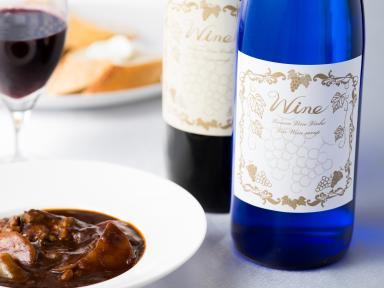 ワイン用ラベル シール(白)【画像2】