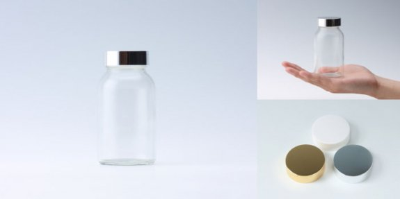 規格瓶 PS-12K 透明