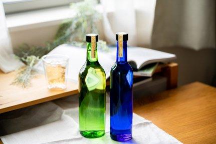 未開封シール デラックス(金) mini  封緘紙 シール 酒瓶・タレ瓶・スパイス瓶に 【画像3】