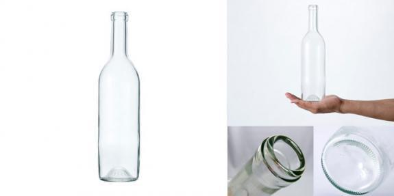 ワイン720 木口 透明