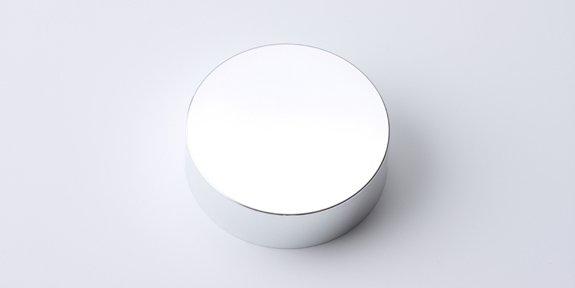 クリーム瓶用 銀CAP