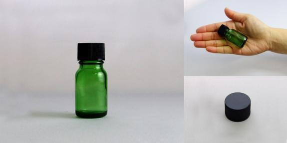 遮光瓶 グリーン 10cc