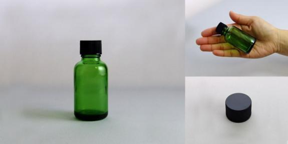 遮光瓶 グリーン 30cc