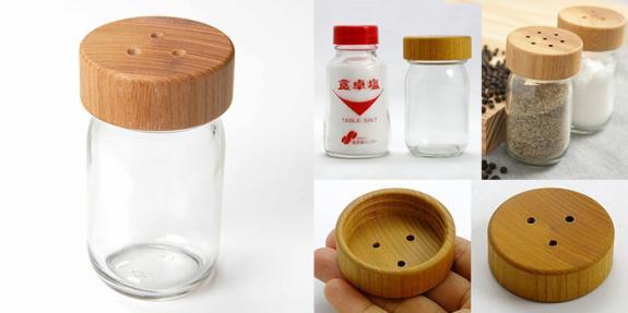 スパイスボトル MOKUNEJI Salt 82ml