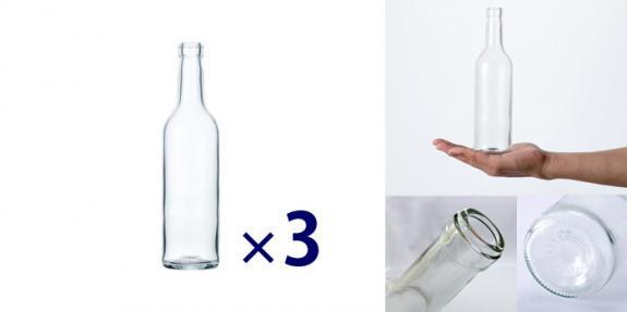 ワイン360 木口 F -お得な3本セット-
