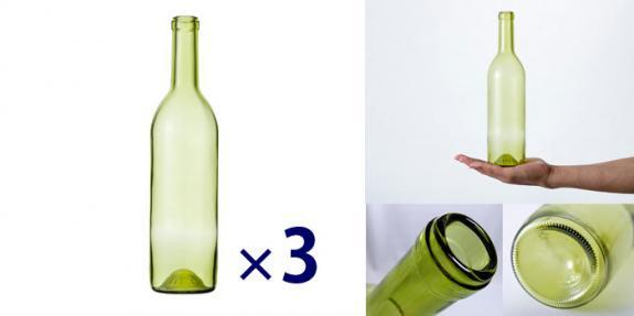 ワイン720 木口 YG -お得な3本セット-