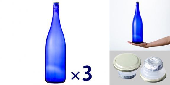清酒1800-CBT(一升瓶) -お得な3本セット-