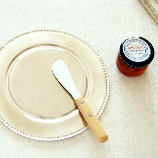 日本の職人さん/琺瑯とナチュラル木のミニナイフ