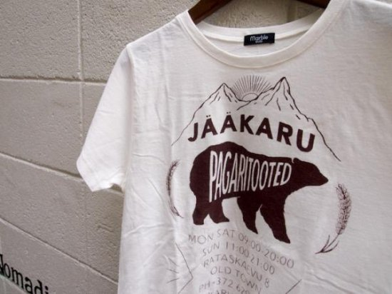 [marble SUD]BAKERY S/S Tシャツ
