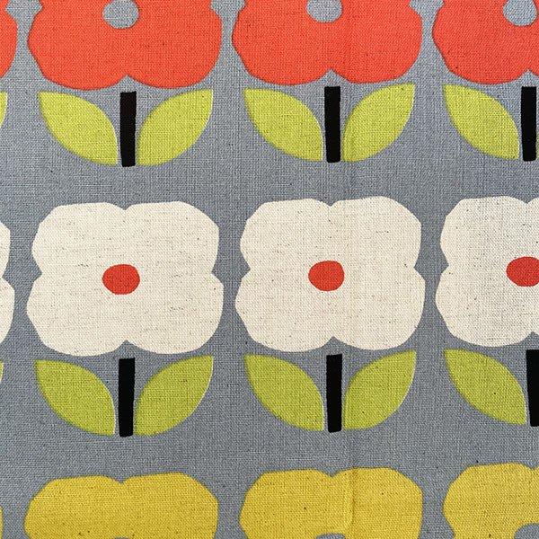 丸い花の布 (50cm)