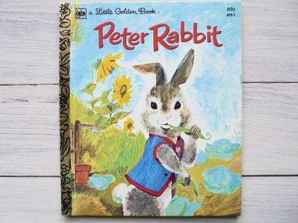 Peter Rabbit  :Adriana Mazza Saviozzi