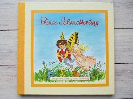 Prinz Schmetterling :Anny Hoffmann