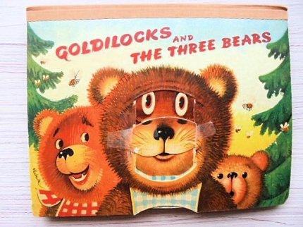 GOLDILOCKS And The THREE BEARS :ヴォイチェフ・クバシュタ