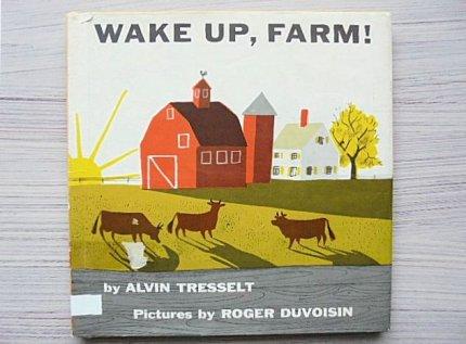 WAKE UP, FARM! :ロジャー・デュボアザン