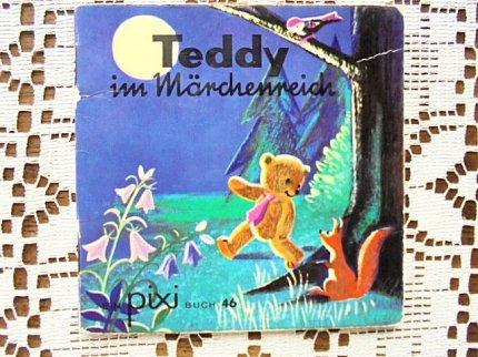 Teddy im Märchenreich :ピクシー絵本