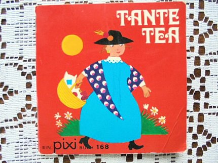 TANTE TEA :ピクシー絵本
