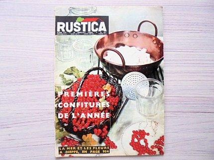 RUSTICA 1962 7-8