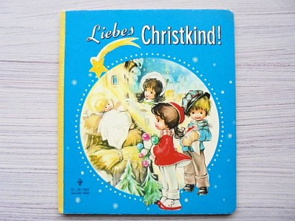 Liebes Christkind!  :ボードブック