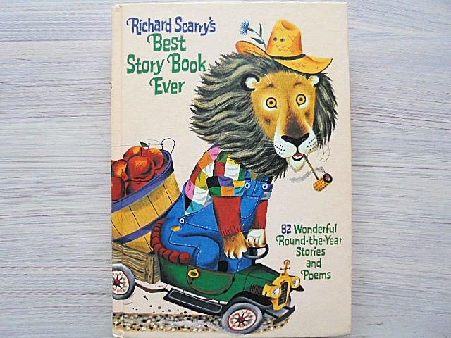 Richard Scarry's Best Story Bo...