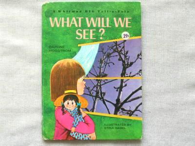 WHAT WILL WE SEE? :スティーナ・ナゲル