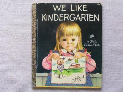 We Like Kindergarten :エロイス・ウィルキン