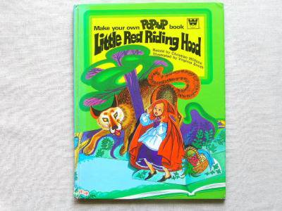 Little Red Riding Hood Make your own POP-UP Book :Virginia Smith