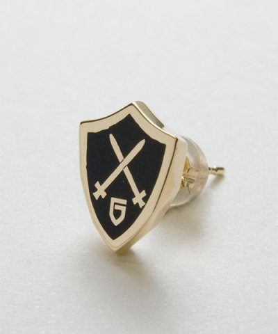 GARNI / K10 Shield Emblem Pierce No.2
